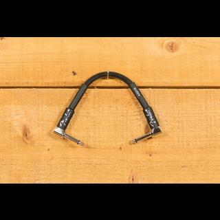 """Fender Pro 6"""" Patch Cable Black"""