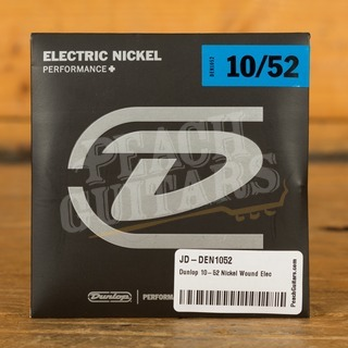 Dunlop 10-52 Nickel Wound Electric