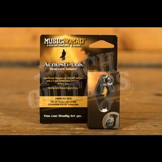 Music Nomad Acousti-Lok Strap Lock Adaptor for Taylor Guitars
