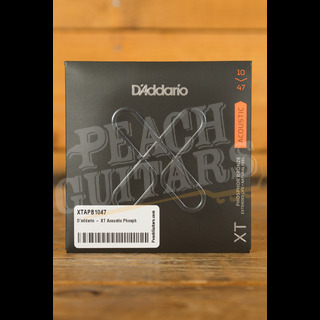 D'addario - XT Acoustic Phosphor Bronze, Extra Light, 10-47