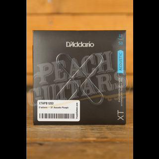 D'addario - XT Acoustic Phosphor Bronze, Light, 12-53