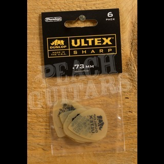 Dunlop Picks - Ultex Standard Sharp - Players Pack