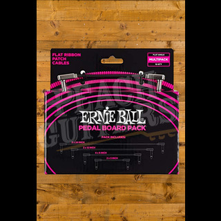 Ernie Ball Flat Ribbon Pedalboard Multi Pack