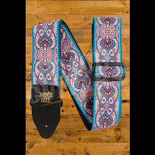 Ernie Ball Pink Paisley Jacquard Guitar Strap