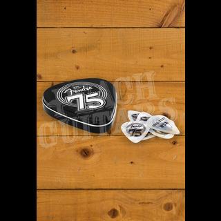 Fender 75th Anniversary Pick Tin x 18