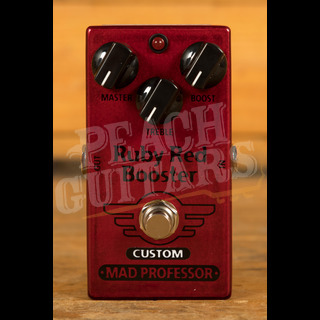 Mad Professor Ruby Red Booster Custom (Limited Edition)