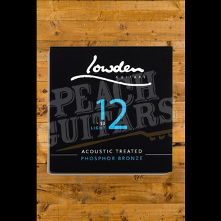 Lowden Light 12-53 acoustic guitar strings