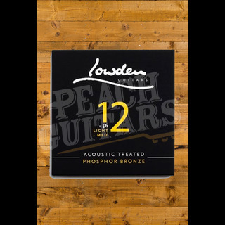 Lowden Light Medium 12-56 acoustic guitar strings
