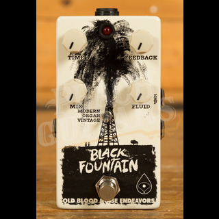Old Blood Noise Endeavors Black Fountain
