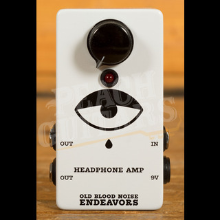 Old Blood Noise Endeavors Utility 1: Headphone Amp