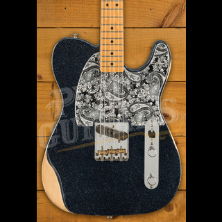Fender Brad Paisley Esquire Maple Black Sparkle