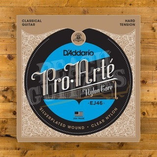 D'addario Pro-Arte EJ46 Hard Tension