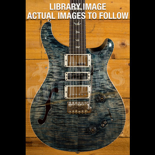 PRS Special Semi Hollow Faded Whale Blue Pattern