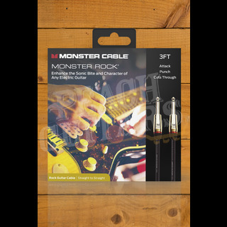 Monster Prolink Rock Guitar Cable