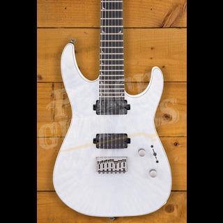 Jackson Pro Series Soloist SL7A MAH HT, Ebony Fingerboard, Unicorn White