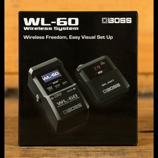 Boss WL-60 Wireless Visual Guitar System