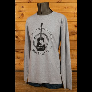 C F Martin Clothing Long Sleeve T-Shirt Inspiration