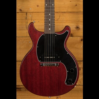 Gibson Les Paul Junior Tribute DC - Worn Cherry