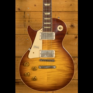 Gibson Custom 60th Anniversary 59 Les Paul Royal Teaburst Left Hand VOS