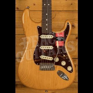 Fender LE American Pro Light Ash Strat Rosewood Aged Natural