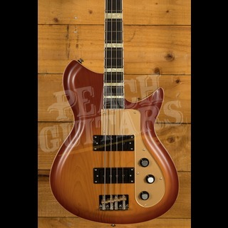 Rivolta Combinata Bass VII Autunno Burst Satin