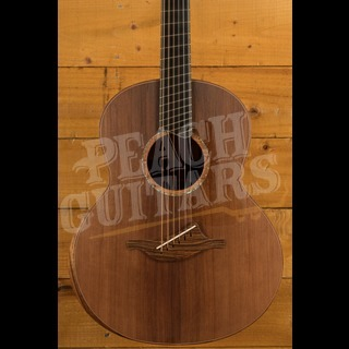 Lowden F-50 Fan Fret Macassar Ebony & Sinker Redwood