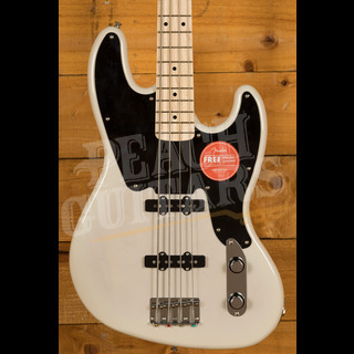 Squier Paranormal Jazz Bass White Blonde