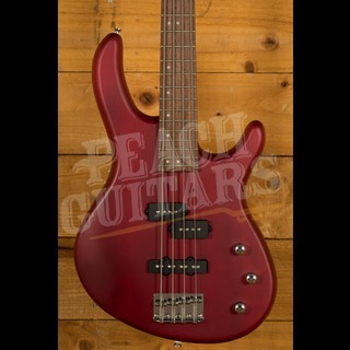 Cort Action Bass PJ Open Pore Black Cherry