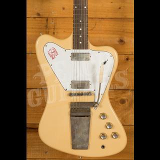Gibson Custom '65 Non Reverse Firebird Polaris White VOS *Ex J Bonamassa*