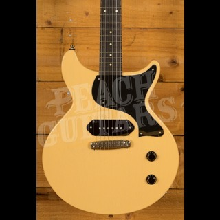 Collings 290DC S TV Yellow with Schaller Signum Wraparound Bridge