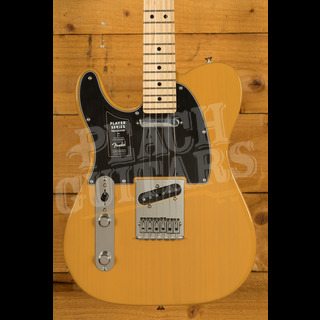 Fender Player Series Tele Left Handed Maple Neck Butterscotch