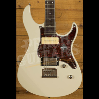 Yamaha Pacifica 311H Rosewood Vintage White P90
