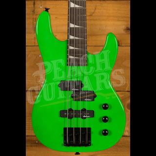 Jackson JS1X CB Minion Neon Green