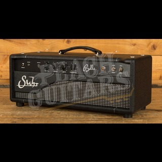 Suhr Bella Head 22/44w NR Black Tolex
