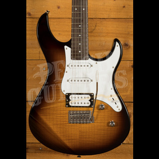 Yamaha Pacifica 212V Tobacco Brown Sunburst