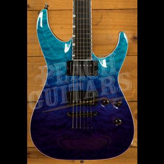 ESP E-II HORIZON NT-II Blue Purple Gradiation