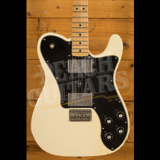 Fender Vintera Road Worn 70's Tele Deluxe Olympic White