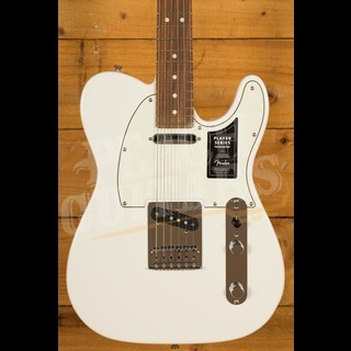 Fender Player Series Tele Pau Ferro Polar White