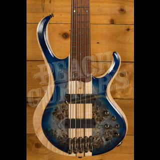 Ibanez BTB845-CBL Cerulean Blue Burst Low Gloss