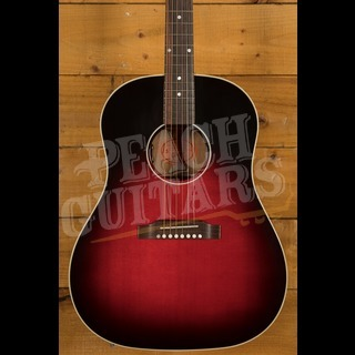 Gibson Slash J-45 Vermillion Burst