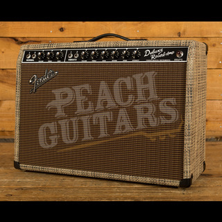Fender 2020 Limited Edition '65 Deluxe Reverb Chilewich Bark