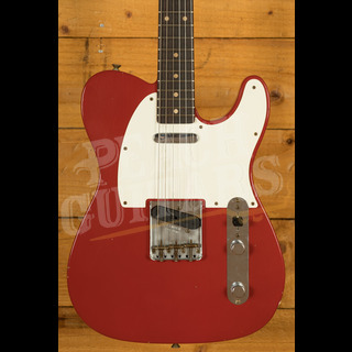 Fender Custom Shop '59 Tele Journeyman Relic Aged Dakota Red