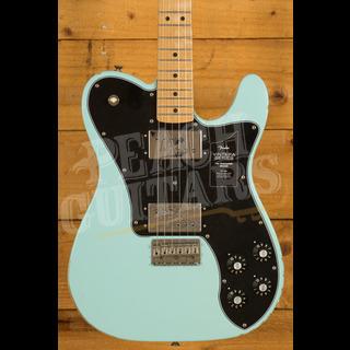 Fender Vintera Road Worn 70's Tele Deluxe Daphne Blue
