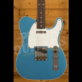 Fender Custom Shop '62 Tele Custom Journeyman Relic Lake Placid Blue