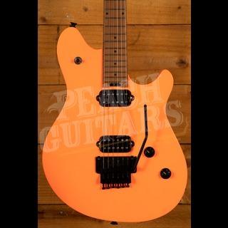 EVH Wolfgang Standard Baked Maple Fingerboard Neon Orange