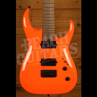 Jackson Pro Series Misha Mansoor Juggernaut HT7 - Neon Orange