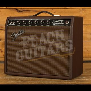 "Fender Special Run 65 Princeton Reverb ""British Sable"" w/12"" speaker"