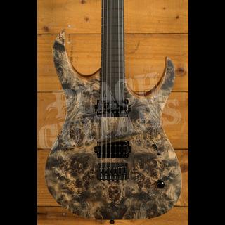 Mayones Duvell Elite 6 Trans Graphite - NAMM 2021 Display Guitar