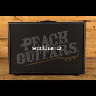 "Soldano 212 Classic 2x12"" Cabinet - Celestion Vintage 30s"