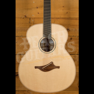 Lowden Baritone 35 Fan Fret - Walnut & Sitka Spruce with LR Baggs Anthem